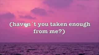 Anathema- Twenty One Pilots lyrics video