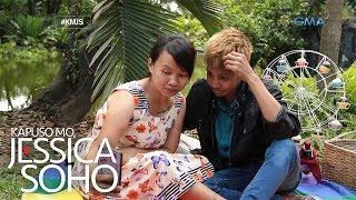 Kapuso Mo, Jessica Soho: She's dating a transgender!