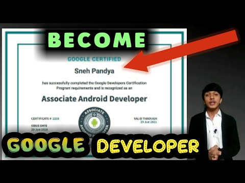Become A Google Developer From Free Courses | PAID ... - YouTube