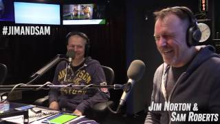 Chip Nixon and Edgar Nicholson w/ Colin Quinn - Jim Norton & Sam Roberts