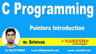 Download Youtube: Introduction to Pointers | C Language Tutorial