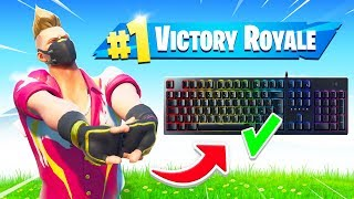 How To Get Comfortable On Keyboard & Mouse Fast! (Fortnite Battle Royale)