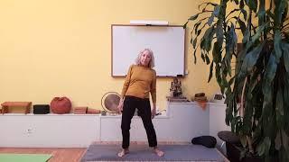 Ioga 24 Qigong i ioga pulmons