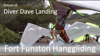 2020-07-19 Fort Funston Hanggliding