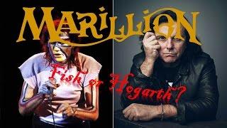 Marillion - Hogarth or Fish? - Classic Rock Conundrums