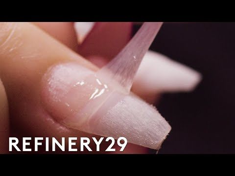 Why Dip Powder Nails Are Better Than Gel | Macro Beauty | Refinery29