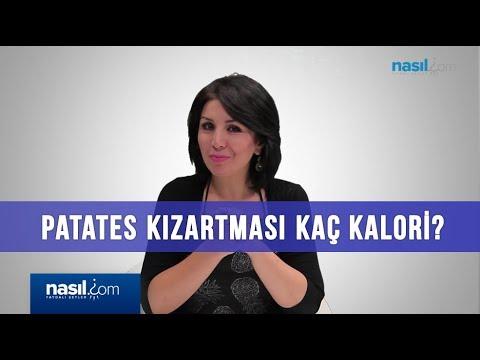 1 Porsiyon Patates Kızartması kaç kalori?   Diyet-K,lo   Nasil.com