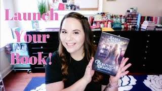 Tips For How To Promote Your Book Release