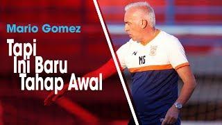 Sempat Tertinggal Atas Persib Bandung, Mario Gomez Ungkap Borneo FC dapat Balikkan Keadaan