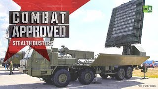 Nebo M Radar Complex: The Stealth Buster