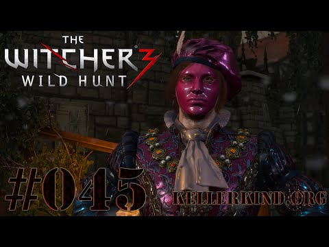 The Witcher 3 [HD|60FPS] #045 Überzeugungsarbeit ★ Let's Play The Witcher 3