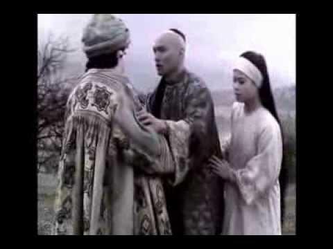Twi in Arabian Night movie
