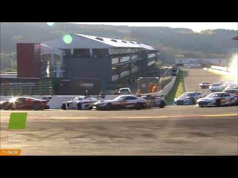 24H GT Series & TCE Series 2018. 12h Spa-Francorchamps. Start