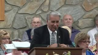 Gethsemane Baptist Temple Pastor Sam Duncan 3-15-2020