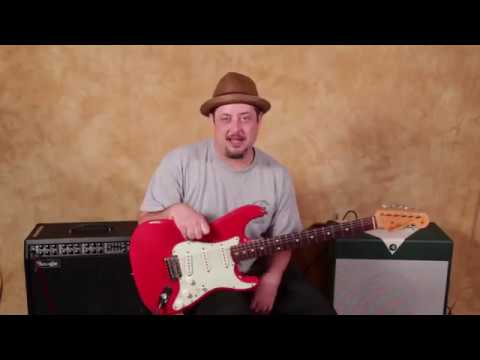 The MOST Famous Blues Guitar Chord Progressions