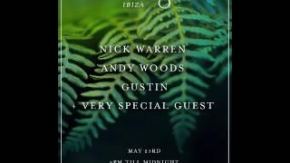 Nick Warren @ The Soundgarden - Ibiza Opening Party - Boutique Hostal Salinas - 23-05-2017