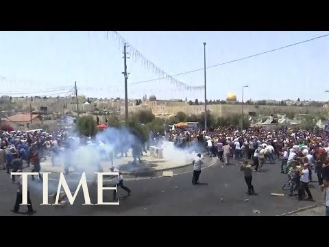At Jerusalem's Holiest Site, The 'Status Quo' Is Breaking Down Into Open Conflict | TIME