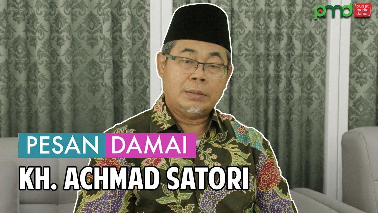 K.H. Achmad Satori Ismail