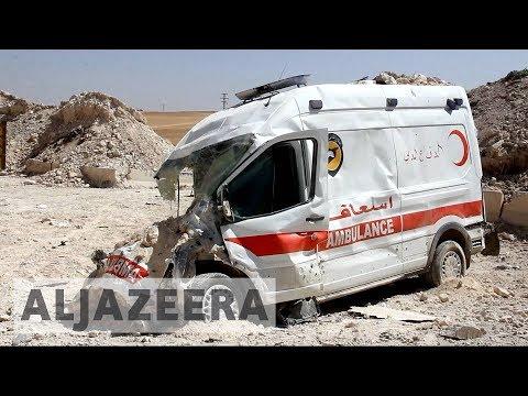 Syrian army encircles ISIL in Deir Az Zor