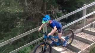 Amazing Mountain Biking Skills