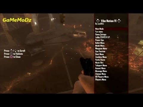 Download Bo2 Ps3 Xbox Pc Top 5 Best Zombie Mod Menus Downloads Video