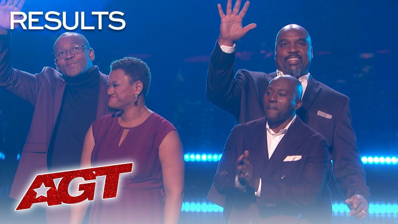 Voices of Service Receives 5th Place On Season 14 of AGT! - America's Got Talent 2019 thumbnail