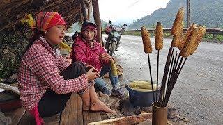 ลุยเวียดนาม(Vietnam) EP76:แวะกินข้าวโพดข้างทาง เดินทางไปเมืองหมิ่น(มิน) เมืองของไตดำ