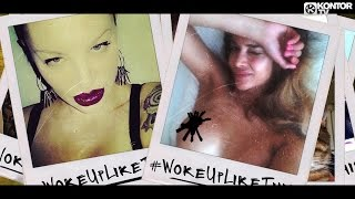 DJ Antoine feat. Storm - #WokeUpLikeThis (DJ Antoine vs Mad Mark Edit) (Official Lyric Video)