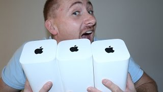 Apple AirPort Extreme Network Extending
