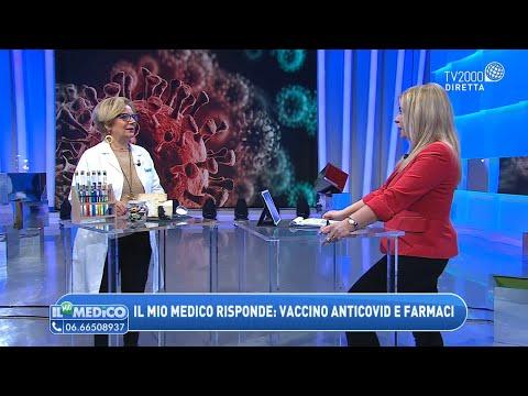 , title : 'Vaccino anticovid e farmaci. Allergie e antistaminici. Sodio basso e alimentazione