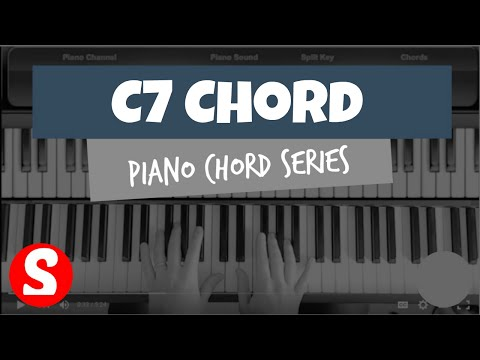 C7 Chord - Piano Chord Series | Complete Guide for Beginners to Learn Harmony