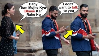 Virat Kohli FIGHTS With Wife Anushka Sharma in England After World Cup 2019 Semi Final Loss