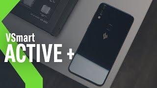Vsmart Active 1+, análisis: la mejor apuesta de la NUEVA BQ