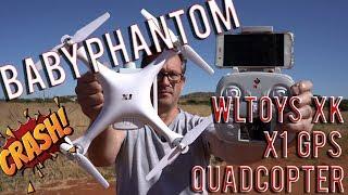 Review: Baby Phantom WLToys XK X1