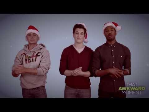 That Awkward Moment ('Christmas Day Fun' Promo)