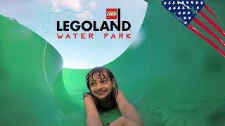 [VLOG] Parc aquatique Legoland California Water Park - Studio Bubble Tea