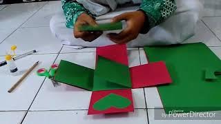 Gambar cover Cara membuat kotak kado dari kertas