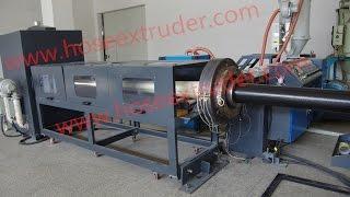 preview picture of video 'pu tpu lay flat hose machine'