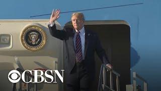 Trump to hold rallies in Arizona, Colorado and Nevada to counterprogram Democrats