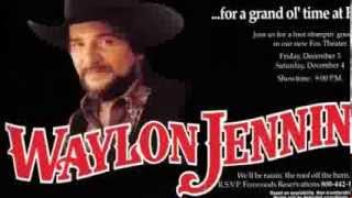 Waylon Jennings - Rose in Paradies