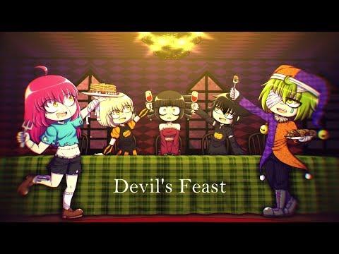 【VOCALOID Original Spanish Song + PV】 Devil's Feast - 2018 ver -  【5 VOCALOIDS】