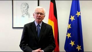 Hans-Gert Pöttering - European Parliament - EPP Group