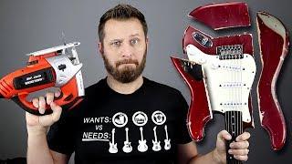 Do Heavier Guitars *REALLY* Sustain Longer? - Let