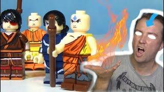 НОСТАЛЬГИЧЕСКИЙ ТОП ИЗ КИТАЯ! Лего АВАТАР с Алиэкспресс - обзор лего совместимых фигурок
