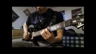 Dream Theater - Beneath The Surface (Guitar Cover)