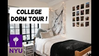 College Dorm Tour 2019  | NYU