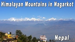 preview picture of video 'Nagarkot_Nepal'