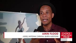 National Carnival Queen Show Audition
