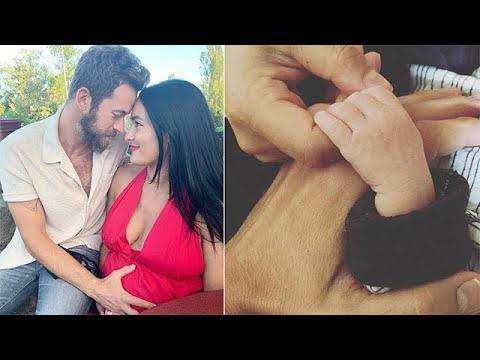 Nikki Bella And Fiance Artem Chigvintsev Blessed With Baby Boy