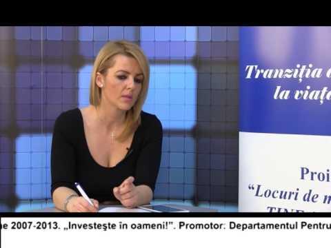 (VIDEO) Locuri de muncă pentru TINEri în București Ilfov și regiunea Nord Est – VALENTIN VOICU (E27)